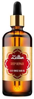 "Zeitun <b>Легкосмываемое масло для волос</b> ""Глубокое ..."