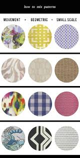 Pattern Mixing Stunning How To Mix Patterns Hunted Interior For The Home Pinterest