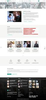 professional webtemplate duende professional multi purpose web template