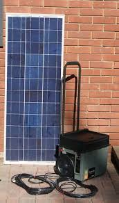 are you looking for the best solar generator reviews my gen set