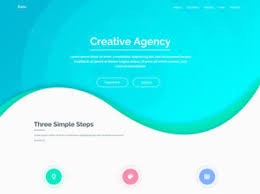 Free Templates Creative Agency Free Website Template Free Css Templates
