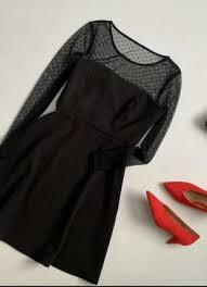 Невероятное платье с сеткой и имитацией <b>корсета la redoute</b> La ...