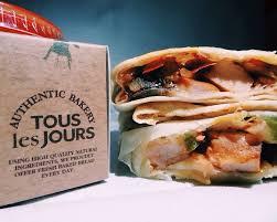 Tous Les Jours Authentic Bakery Go With Eat