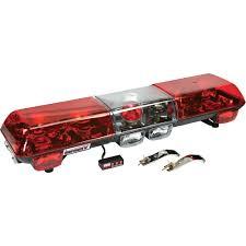 wolo lighting. Wolo Infinity 1 48in. Halogen Light Bar \u2013 Red Lens, Model# 7010- Lighting S