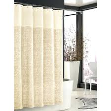 white hookless shower curtain hookless shower cur smlf shower