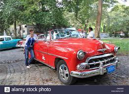 1952 Chevrolet Styleline Deluxe Convertible by Parque Almendares ...