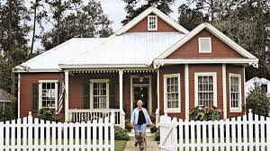 the best southern living house plans