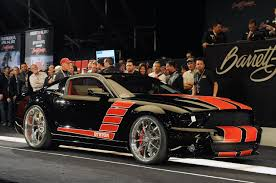 Barrett-Jackson 2013: Ford Mustang Wrap-Up | Mustangs Daily