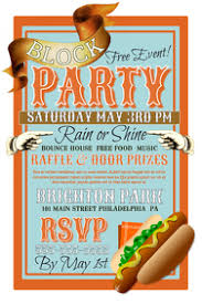 Block Party Flyers Templates 8 040 Block Party Customizable Design Templates Postermywall