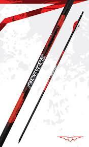Carnivore Fletched Arrows