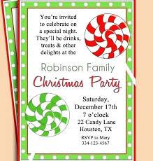 Family Christmas Invitation Wording Mobilespark Co