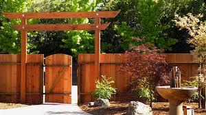 Fence Gate Arbor Designs Arbor Design Deck Construction Fence Building Details