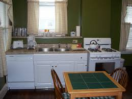 House Kitchen Home Amenities Policies Break