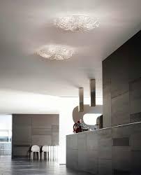 modern ceiling lamps murano glass
