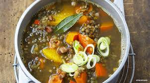 addthis vegetarian lentil and pumpkin stew