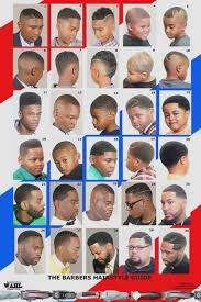 11 Matter Of Fact Barbers Chart