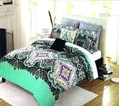 max studio bedding king duvet cover set medallion purple for home quilt sheet s reviews queen