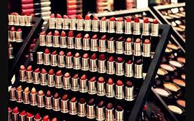 Mac Lipstick Display Stand