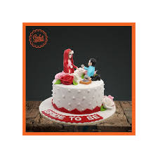Wedding Bride To Be Cake Delivery All Over Karachi
