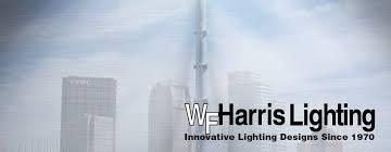 innovating lighting. wf harris lighting innovating