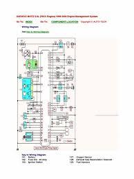 wiring diagram for daewoo lanos simple wiring diagram