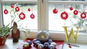 Fensterbilder Kinderzimmer Winter