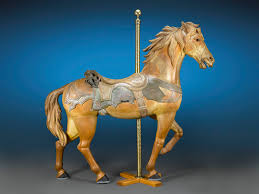 hot to trot collectibles antique carousel horses