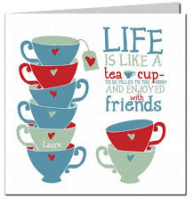 Friendship Tea Quotes