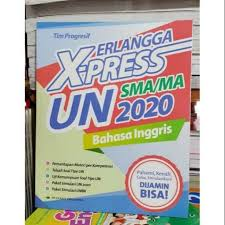 Materi yang ada di soal seputar bahan galian dan kunci jawaban geografi un. Erlangga Xpress Un Bahasa Inggris Sma 2020 Plus Kunci Jawaban Shopee Indonesia