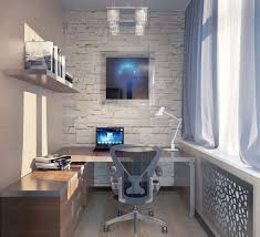 agreeable modern home office. officeagreeable modern home office ideas with textured white stone wall and fabric window agreeable z