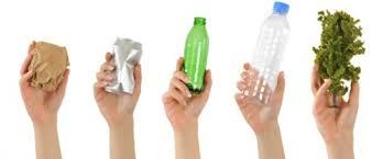 Resultat d'imatges de hands holding waste