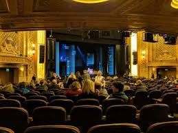 Paramount Theatre Seattle Section Mf4