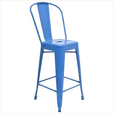 26 inch counter stools. Cymax Bar Stools Cozy Garvin 26inch Counter Stool In Blue By For Home 26 Inch