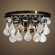 curtain excellent wall mounted chandelier 6 free art decor luxury vintage tear drop crystal antique