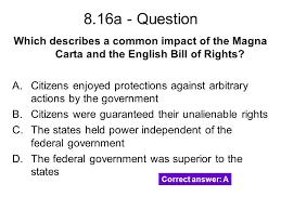 Magna Carta Bill Of Rights Monografia December 2019 Serviço