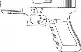 Small Picture gun coloring pages 01 printables Pinterest Guns