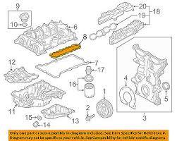 chevrolet gm oem 16 17 bu engine parts valve cover gasket chevrolet gm oem 16 17 bu engine parts valve cover gasket 12636384