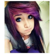 emo eye makeup for s liked on polyvore featuring hair and people