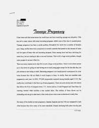 essay about teenage pregnancy docoments ojazlink essay about teenage pregnancy causes and effects
