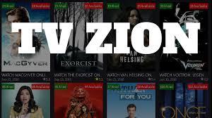 tvzion. tv zion apk download tvzion the stream machine