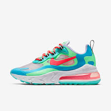 nike air max 270 react psychedelic movement women s shoe