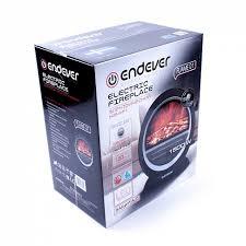 Электрический <b>камин ENDEVER FLAME 01</b>