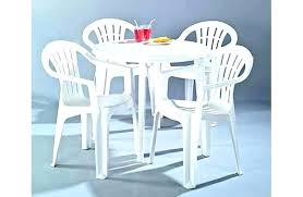 white resin table outdoor plastic patio and chairs marvelous round tents tablecloth table seating round heavy duty granite white plastic