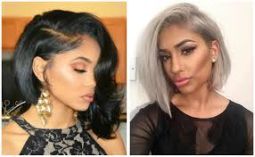 Short Hair Style For Black Women short hair cut ideas for black women youtube 5205 by wearticles.com