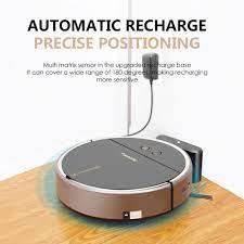 Pureatic V8A Robot Hút Bụi Quét Lau Ướt Không Dây Cho Tầng Thảm Tự Động Sạc  Thông Minh Ứng Dụng Điều Khiển Không Có Bình Chứa Nước|Vacuum Cleaners