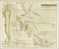 Fernandina Tide Chart Great Old Map Of The Island In 2019 Amelia Island Florida