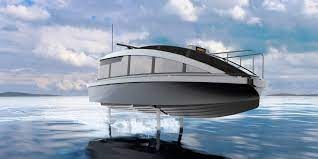 Candela's new electric hydrofoil taxi is cheaper than gas boats to run