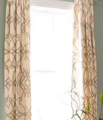 living room panel curtains. living room curtain panels : decor idea with beige and cream motif curtains of panel t