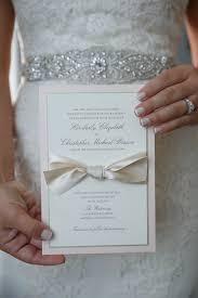 best 25 wedding invitations ideas on pinterest wedding Easy Handmade Wedding Invitations classic blush wedding easy diy wedding invitations