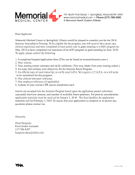 Collection Of Solutions Cover Letter Sample Nursing Internship For